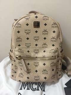Used like new MCM backpack size S