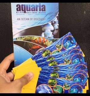 Aquaria KLCC 🐠 PROMOTION ‼️