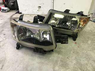 QNC20 Toyota Bb HID headlamp