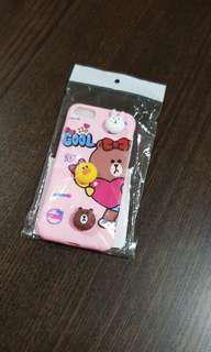 Free iPhone 6 casing - Line Characters