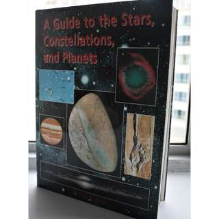 A Guide to the Stars, Constellations and Planets by Antonin Rukl