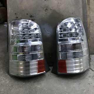 ZNE10 Toyota wish clear taillamp