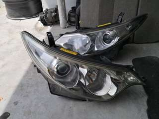 ACR50 TOYOTA ESTIMA HID headlamp