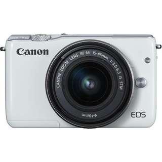 Canon EOS M10 kit 15-45mm stm