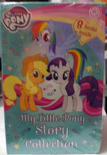 My Little Pony 8 book Collection