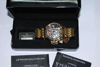 Luxury Gold Watch Brand New