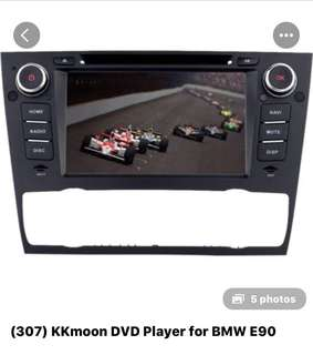 307•DVD player for bmw