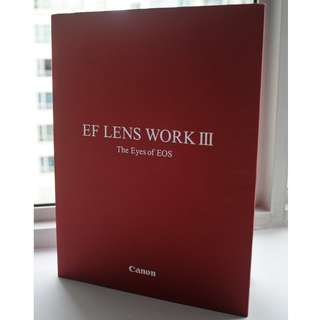 EF Lens Work III: The Eyes of EOS by CANON