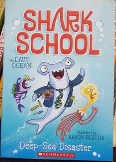 Shark School by Davy Ocean
