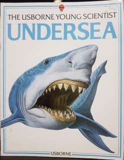 The Usborne Young Scientist Undersea