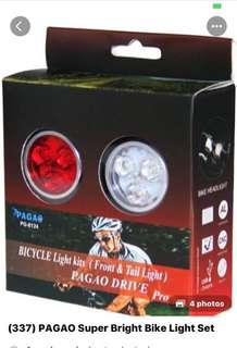 437• bicycle tail blinker leak light