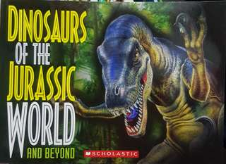 Dinosaurs of the Jurassic World