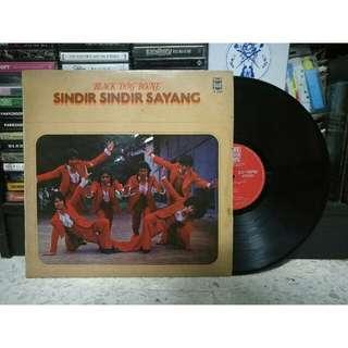 "BLACK DOG BONE 'Sindir Sindir Sayang' 12"" vinyl LP"