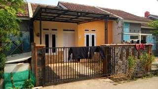 Rumah murah lokasi sudah ramai perum Puri Harmoni 6 Cileungsi Bogor