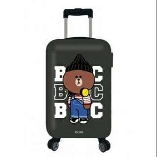 熊大 行李箱