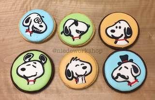 Snoopy 史努比 糖霜曲奇