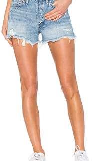Revolve Parker vintage cut off shorts