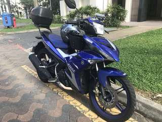 WTS coverset yamaha sniper y15zr exciter mxking