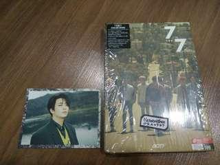 GOT7 7 FOR 7 Thailand Edition Album + Youngjae Postcard