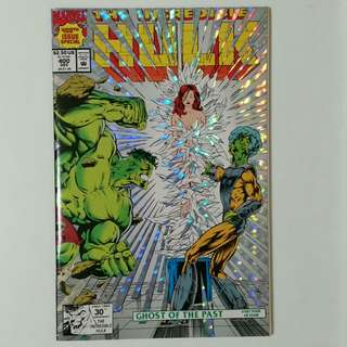 Incredible Hulk No.400 comic