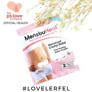Lerfel • Menstruheat Pad - Menstruation Period Cramps Relief (Heat Therapy)