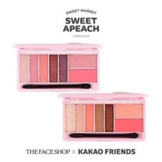 the face shop kakao friends
