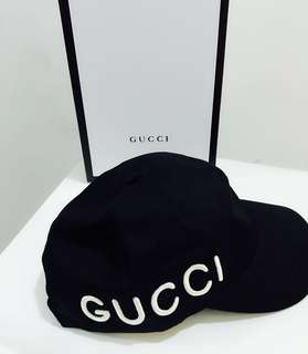 👨👱‍♀️Authentic GUCCI Baseball Cap