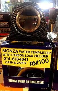 MONZA water temp gauge