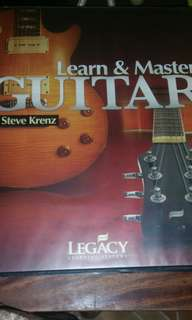 LEARN MASTER GUITAR WITH STEVE KRENZ