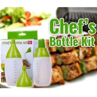 chef's bottle kit