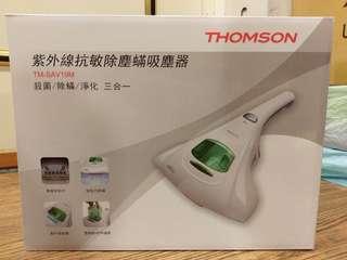 🚚 福利品 法國Thomson紫外線抗敏除塵蟎吸塵器除蟎機除蟎吸塵器塵蟎機殺菌抗菌 TM-SAV19M