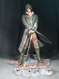 Assassin's Creed Syndicate Jacob Cross Road Figurine