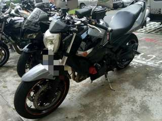 Gsr 400