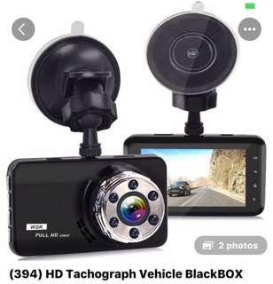 394• HD Tachograph vehicle camera