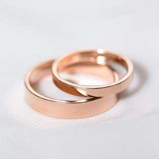 Custom Make 9K/14K/18K Gold Wedding Bands Today