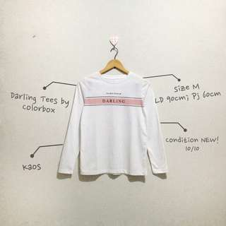 Darling Tees by COLORBOX