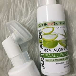 JUST ALOE (FACIAL CLEANSER)