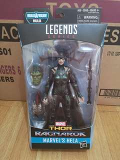Marvel Legends Hela Thor Ragnarok