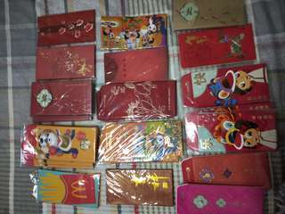 Red Packets/Ang Pow