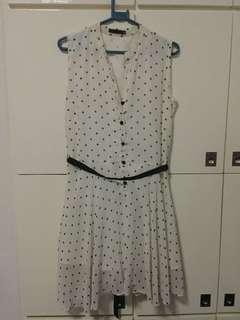 Shapes Polkadot Dress