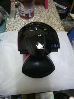🚚 K88雙色小海螺藍芽喇叭音響 Touch panel  Bluetooth speaker