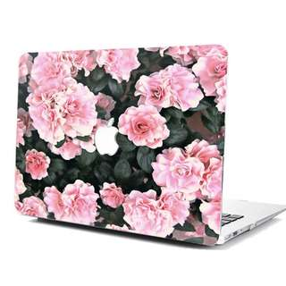"Floral Beautiful Flower Hard Case Cover For Apple Macbook Air PRO 11"" 13"" 12"" 15"