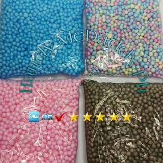 Colored StyroBeads Pack