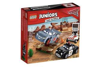 800/pc Lego Disney Cars