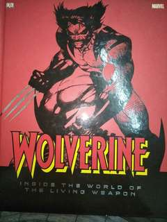 WOLVERINE'S COMIC LIMITED EDITION