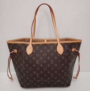 LV Neverfull MM Monogram 2009