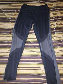 Blue Fitness Pants