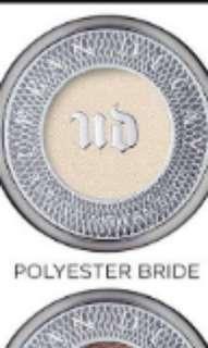 Urban Decay Polyester Bride eye shadow