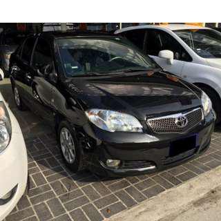 2008年 Toyota 豐田 Vios