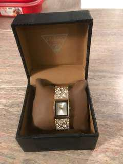 Brand new guess watch made out off swarovski limited edition